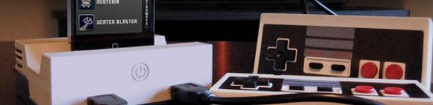 gamedock - Branchez une manette NES à votre iPhone!