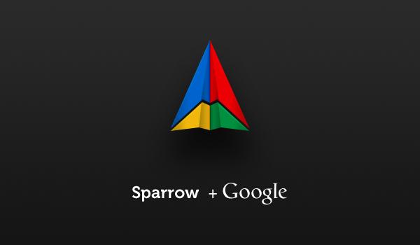 mail - Google achète Sparrow!