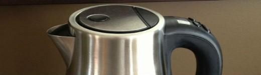 Capresso H2O Pro, une bouilloire numérique [Test]