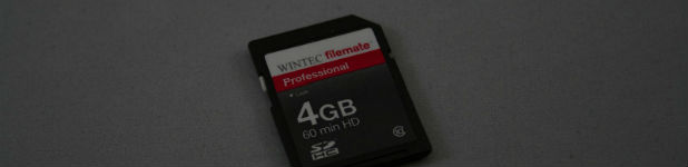 Carte SDHC Wintec FileMate Professional [Test]