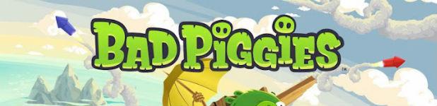 Bad Piggies, la revanche des cochons!