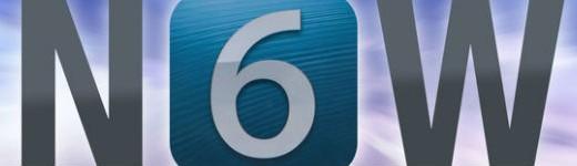 ios 60now 520x150 - Comment installer iOS 6 dès maintenant! [Tutoriel]