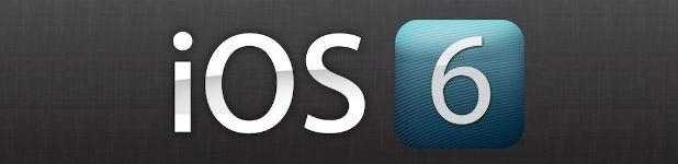 iOS 6 est disponible, voici les liens directs