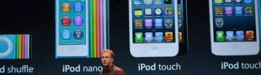 ipods 520x150 - iPod touch, iPod nano et iPod shuffle, tous les détails!