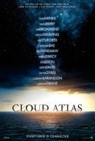Cloud Atlas poster movie 135x200 - Cloud Atlas : Tout est connecté