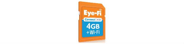 Carte SD Wi-Fi, la Eye-Fi Connect X2 [Test]