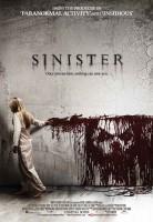Sinistre poster 138x200 - Sinister : Une bonne recette de films d'horreur.