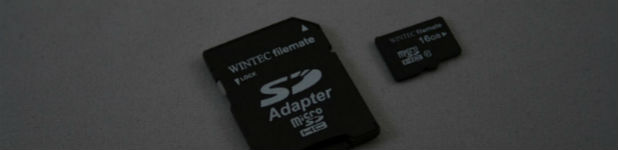 Carte Wintec microSDHC Class 10 de 16Go [Test]