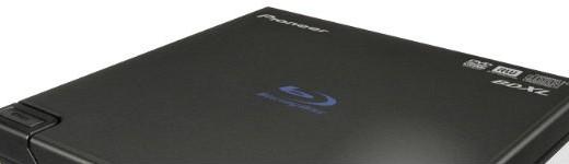 pionneer 520x150 - Graveur Blu-Ray Pioneer BDR-XD04 [Test]