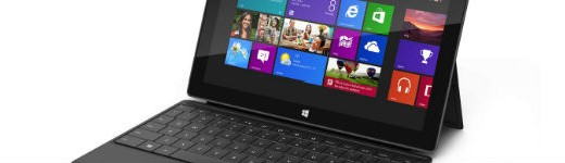surface 520x150 - Microsoft annonce les détails de sa Surface!
