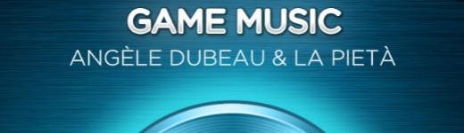 game music angele dubeau 520x150 - Game Music, une découverte auditive pour les Geeks [Musique]
