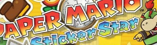 paper mario sticker star 520x150 - Paper Mario: Sticker Star [Critique]