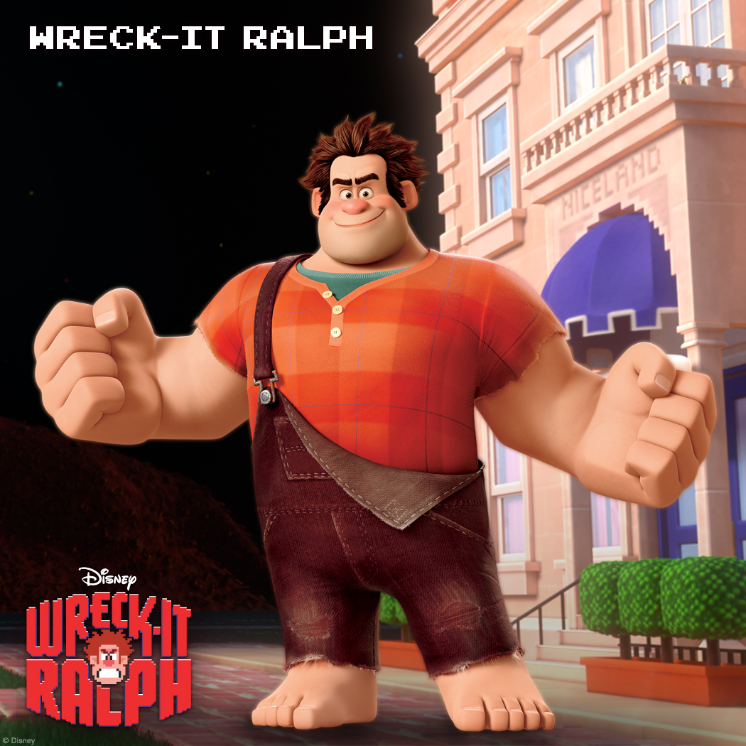 Suite d'images - Page 7 Wreck-it-ralph-ralph