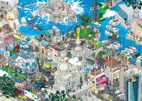 EBY MarseillePoster 30k 882x632 200x143 - eBoy et pixels, une histoire d'amour!