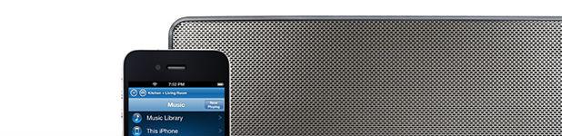 sonos this iphone - Sonos joue maintenant la librairie de votre appareil!