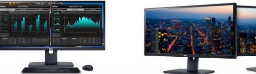 """Dell U2913 520x150 - Dell UltraSharp U2913WM, un écran de 29"""" panoramique [Test]"""