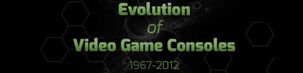 L'évolution des contrôleurs de consoles de jeu [1967-2012]