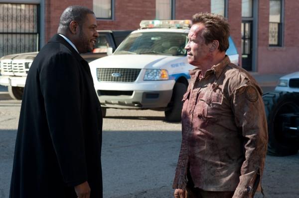 last stand3 600x399 - The Last Stand : le retour de Schwarzenegger!