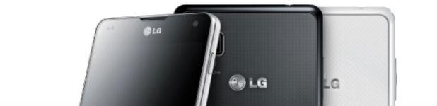 LG Optimus G [Test]