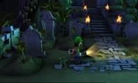 luigis mansion 2 dark moon graveyard screenshot 200x120 - Luigi's Mansion: Dark Moon [Critique]