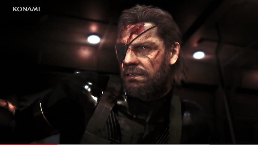 metal gear solid v phantom pain - Metal Gear Solid V, la bande-annonce!