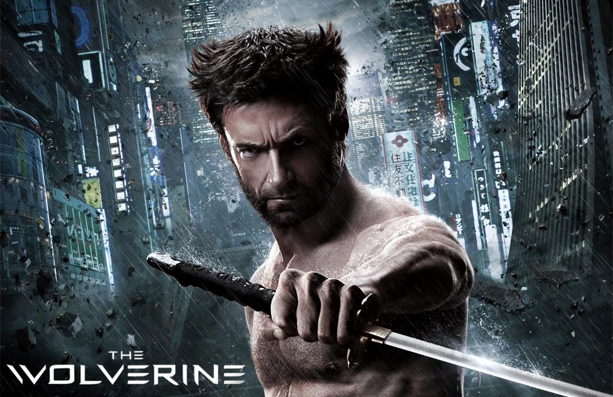 the wolverine - Wolverine, la première bande-annonce!