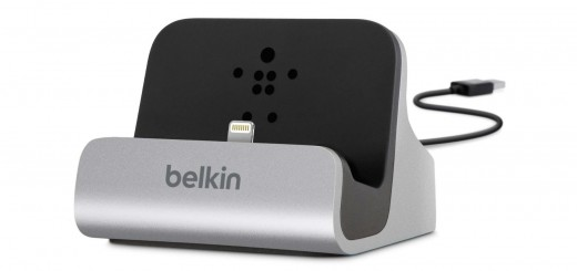 thumb 520x245 - Dock Charge + Sync de Belkin pour iPhone 5 [Test]