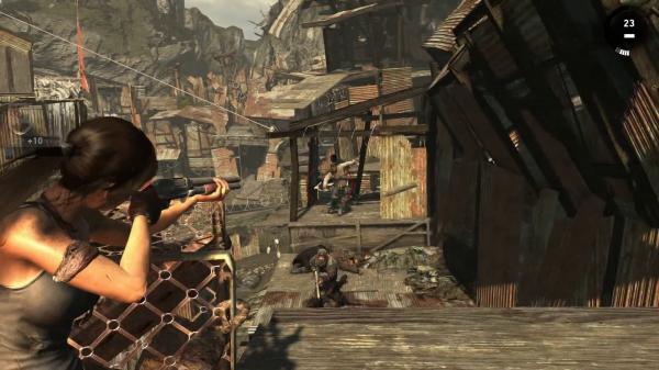 vlcsnap 000601 600x337 - Tomb Raider 2013 (PS3) [Critique]