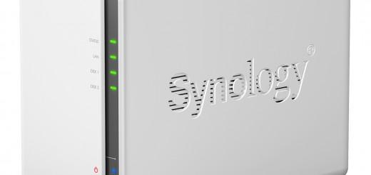 002 520x245 - Synology lance le nouveau NAS DS213j