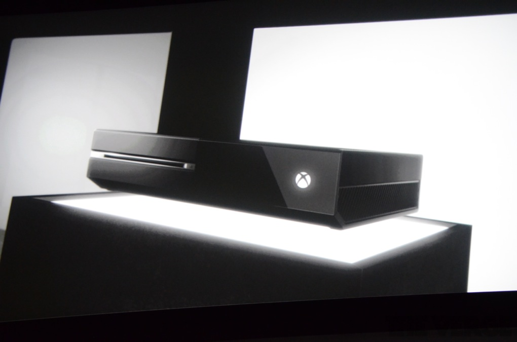 LB 4294 - XBOX One, la nouvelle console de Microsoft