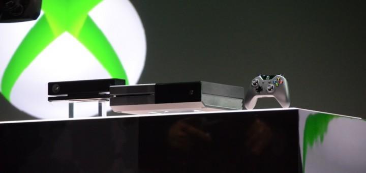 XBOX One, la nouvelle console de Microsoft