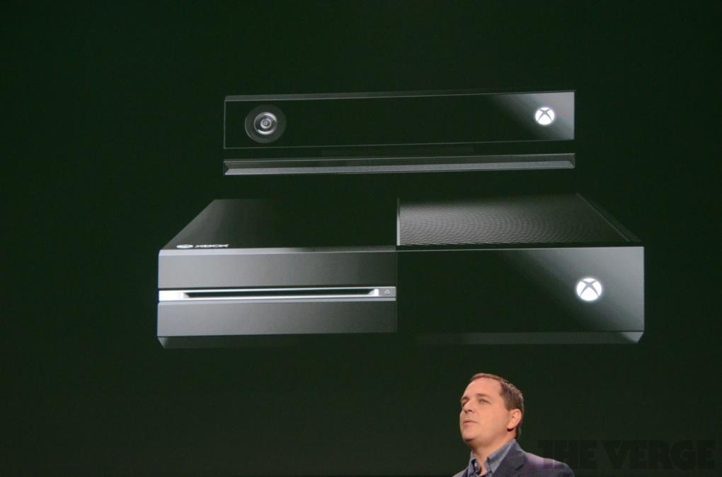 LB 4453 - XBOX One, la nouvelle console de Microsoft