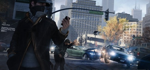 WatchDogs Police Block TrafficLight imp 520x245 - Nouvelles images pour Watch_Dogs!