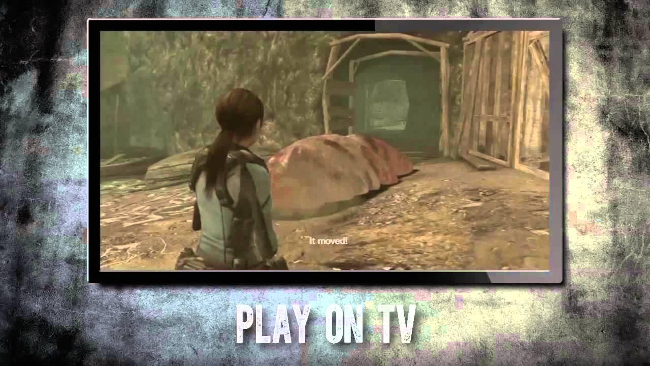 maxresdefault 1 - Resident Evil Revelations sur Wii U