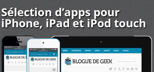 Selection d apps ios 520x245 - Sélection d'applications iOS en solde du jour