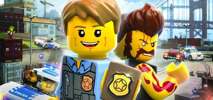 Lego City Undercover: The Chase Begins (3DS) [Critique]