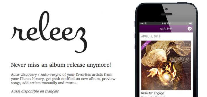 header image 1370529347 - Releez, les sorties d'albums qui vous intéresse!