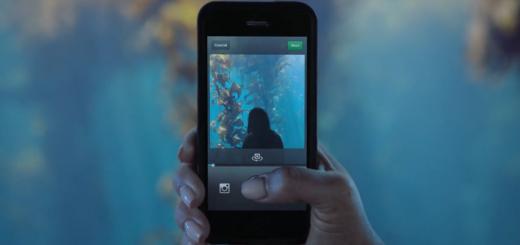 instagramvideo 520x245 - La vidéo débarque sur Instagram!