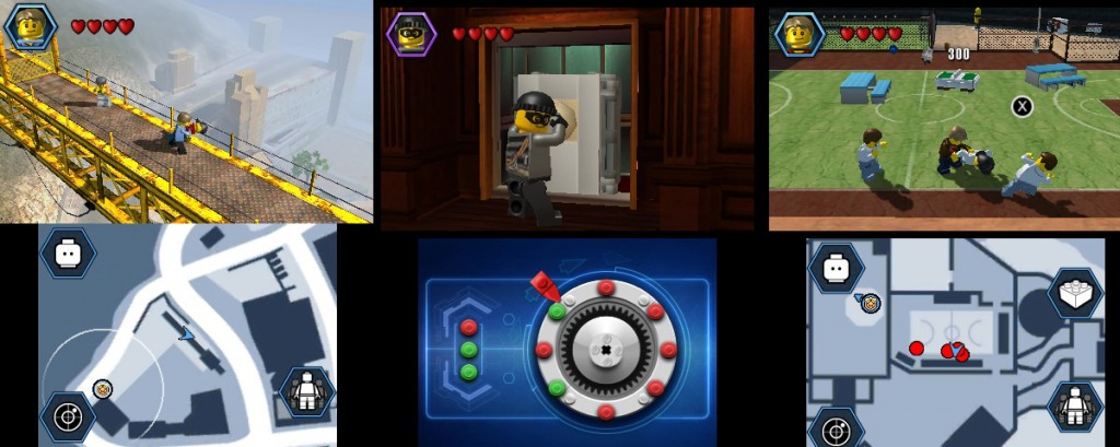 legocity3ds.jpg 1024x409 - Lego City Undercover: The Chase Begins (3DS) [Critique]