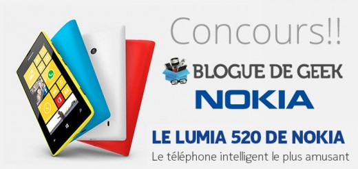concours nokia lumia 520 520x245 - Gagnez un Nokia Lumia 520! [Concours]
