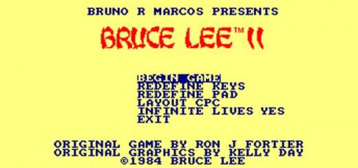 gallery bruce2 thumb 520x245 - Bruce Lee II, la suite du jeu micro de 1984