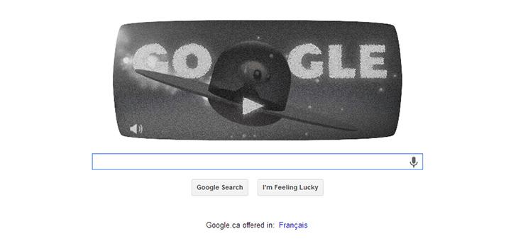 google doodle - Google célèbre les 66 ans de l'écrasement d'extra-terrestres à Roswell