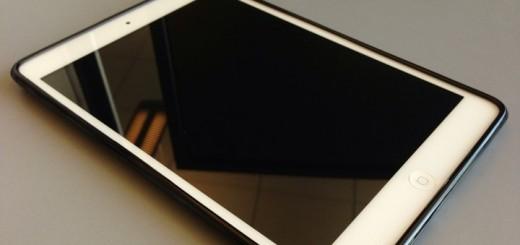 Coque FlexiGel pour iPad mini