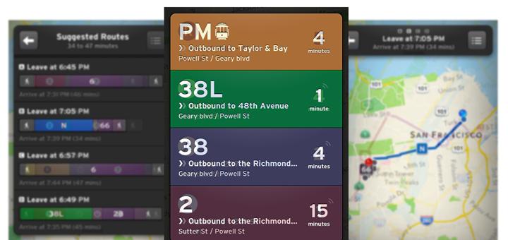 transit app thumb - Transit est maintenant disponible sur Android!