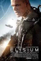Elysium Poster 134x200 - Elysium: Une vision de notre monde en 2154?