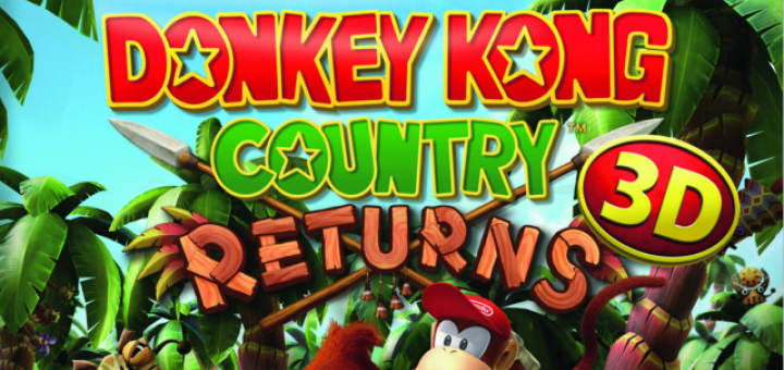 Critique de Donkey Kong Country Returns 3D (3DS)