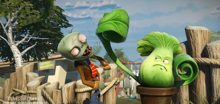 Critique de Plants vs. Zombies 2 (iOS)