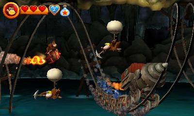 i 38763 - Critique de Donkey Kong Country Returns 3D (3DS)