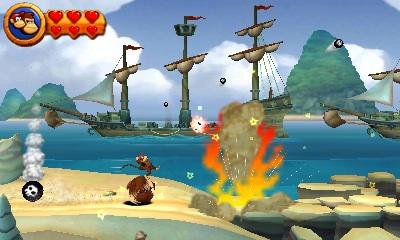 i 38765 - Critique de Donkey Kong Country Returns 3D (3DS)