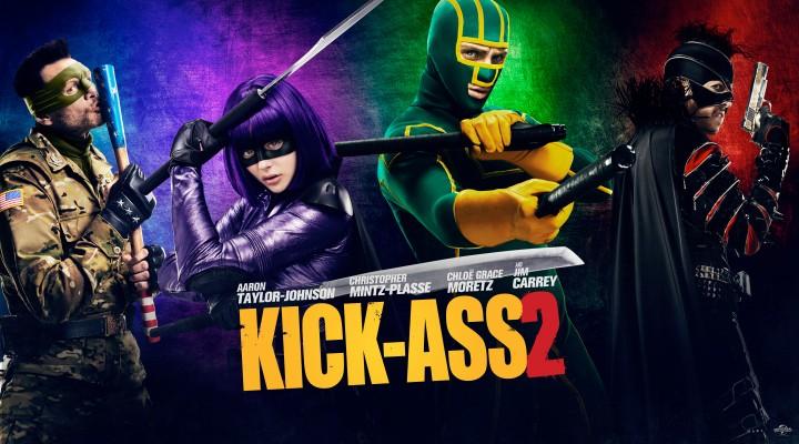 kickass2 - Kick-Ass 2 : Les Super-héros sont de retour !